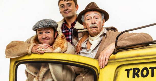 Paul Whitehouse confirms Only Fools and Horses musical
