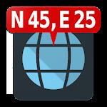 Map Coordinates 4.8.16