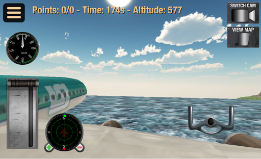 simulator penerbangan: pesawat 1.32 screenshots 16