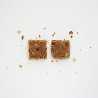 Almond & Macadamia Squares