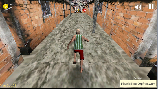 Favela Run - Free- screenshot thumbnail
