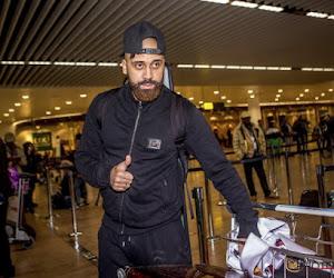"Revoilà Vanden Borre: ""Je veux retourner à Anderlecht"""