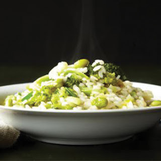 Lidia's Risotto with Vegetables