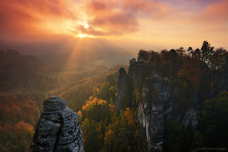 Photo: This picture is from october 2008, but I hope to make a lot of nice images this year in this wonderful location again.