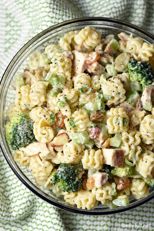 10 Best Chicken Broccoli Pasta Salad Recipes-2866