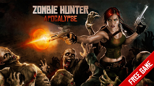 Zombie Hunter: Apocalypse- screenshot thumbnail