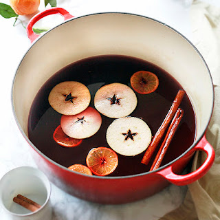 Spiced Apple Cider With Red Wine Recipes