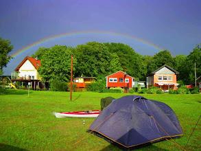 Photo: nach dem Regen folgt Sonnenschein