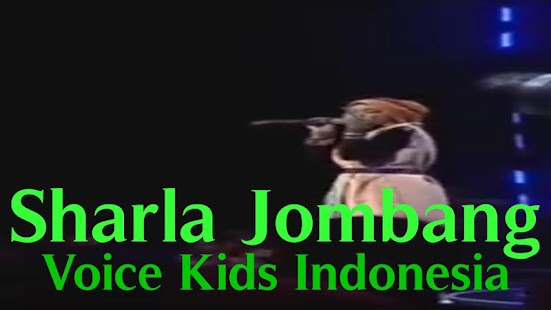 Kumpulan Video Sharla Jombang : Voice kids - náhled