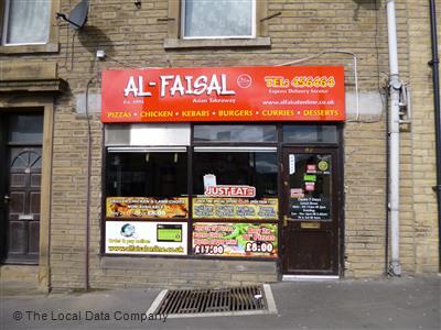 Al Faisal On Chapel Hill Fast Food Takeaway In