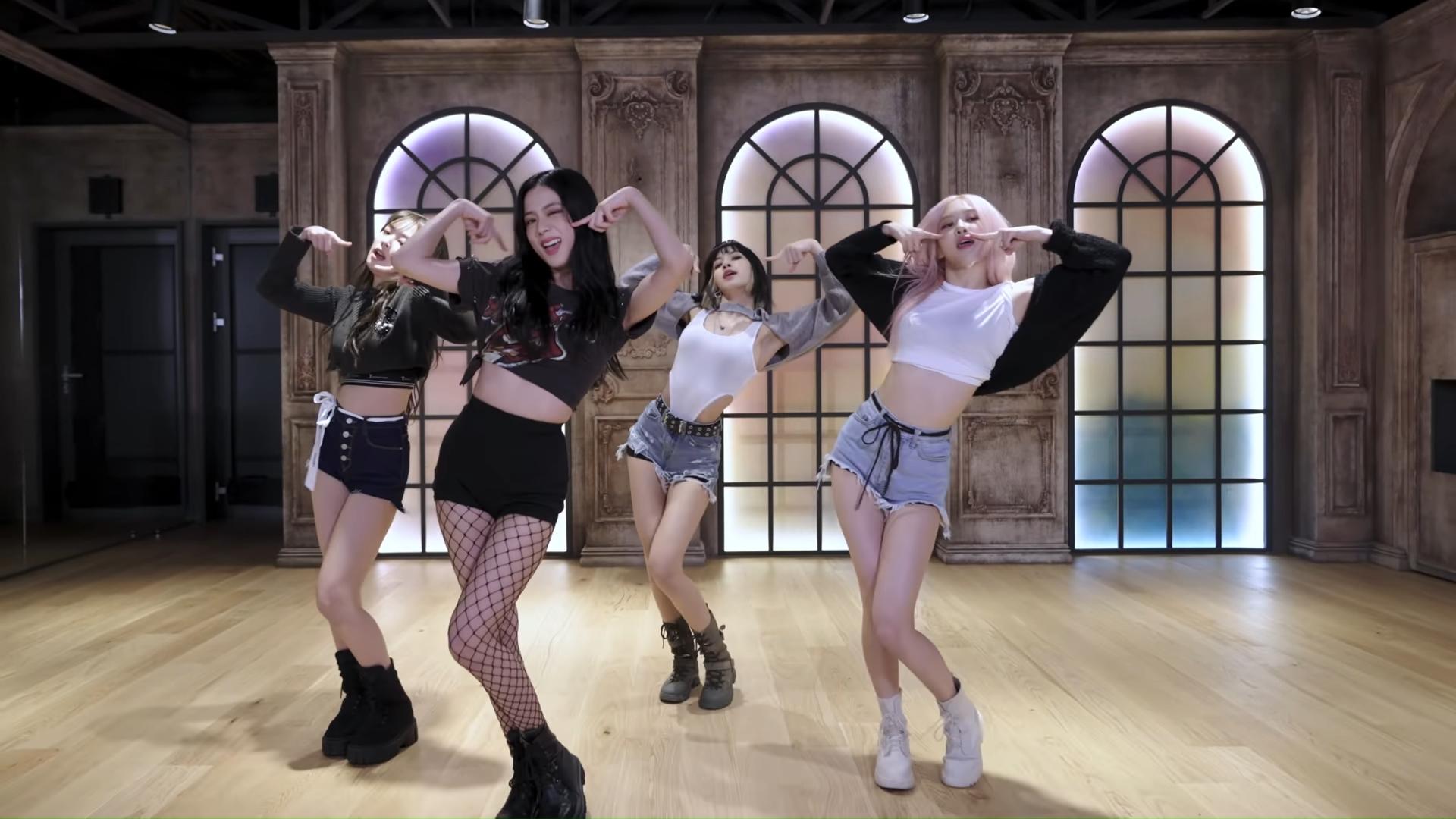 BLACKPINK - 'Lovesick Girls' DANCE PRACTICE VIDEO 1-52 screenshot