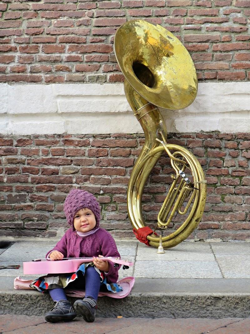 Strumenti musicali di Yoyo