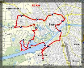 Photo: 23.08.2012 - Reha Tag 1  -- 22 Km