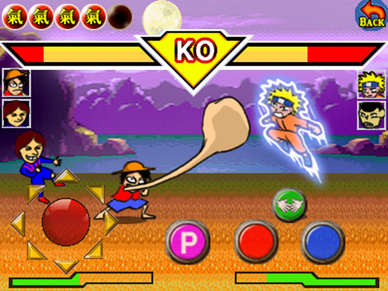 Mighty Fighter 2- screenshot