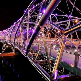 Bridge to Infinity by Sim Kim Seong - Buildings & Architecture Bridges & Suspended Structures