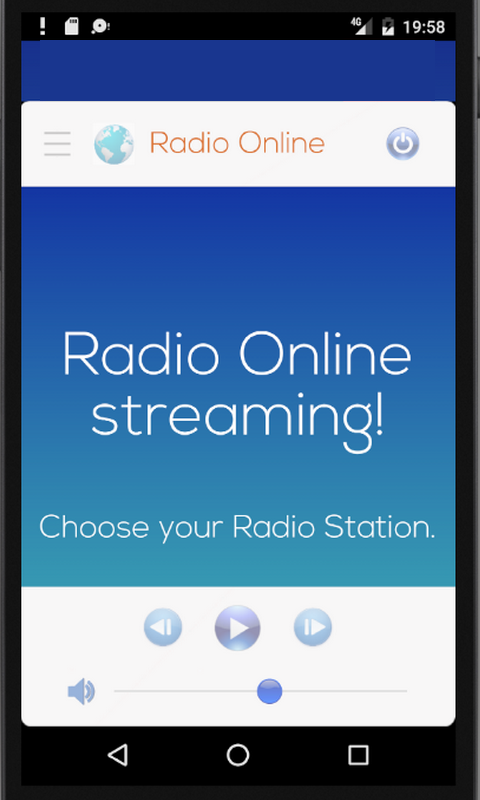 Radio usa world live android apps on google play for Radio parlamento streaming