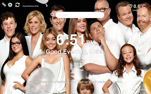 Modern Family HD Wallpapers New Tab