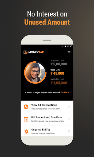 Instant Personal Loan - MoneyTap - Apps on Google Play