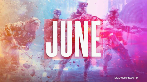 Battlefield makes cryptic tweet, teases June release for next game