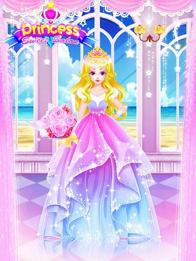 Princess Dress up Games - Princess Fashion Salon screenshots 8