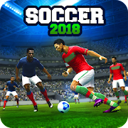 Soccer 2018 - Dream League Mobile Football 2018 APK for Bluestacks