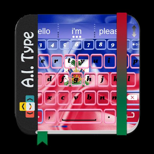 ハイチ AiType Theme 個人化 App LOGO-APP試玩