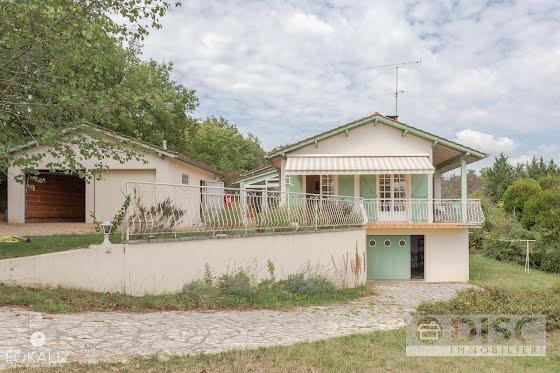 Vente maison 7 pièces