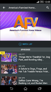 Sprint TV & Movies- screenshot thumbnail