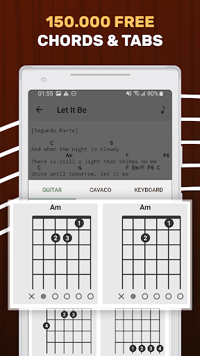 Guitar Chords & Tabs screenshot 19