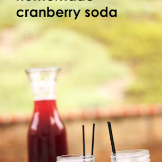Soda Water And Cranberry Juice Recipes.