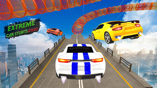 Extreme Car Stunts:Car Driving Simulator Game 2020 filehippodl screenshot 2