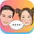 MojiPop - GIF Sticker Camera & Keyboard file APK for Gaming PC/PS3/PS4 Smart TV