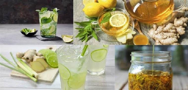Tổng hợp cách pha 4 loại trà giải cảm trong mùa mưa dễ làm