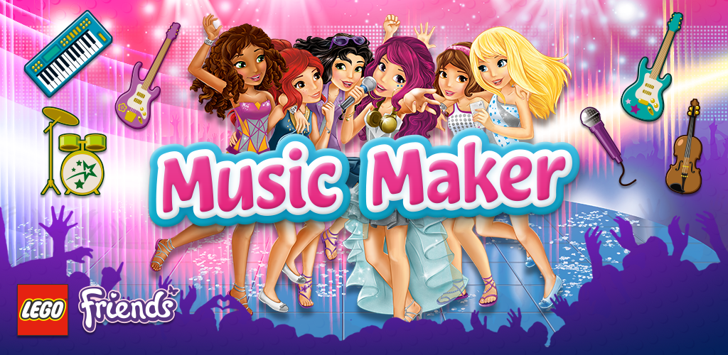 Lego Friends Music Maker 110 Apk Download Comlegofriends