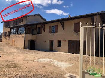maison à Lancié (69)