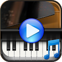Piano songs to sleep icon
