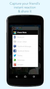 SelfieCheckr Secure Messenger - náhled
