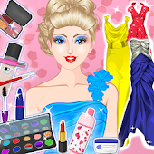 Princess Spa Salon Dress up
