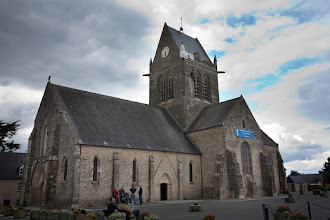 Photo: Sainte-Mère-Église