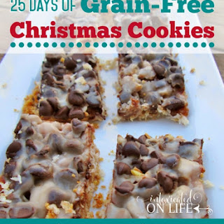 Grain-Free and Sugar-Free Magic Cookie Bars