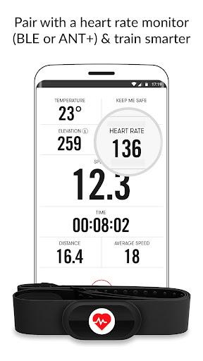 Bike Computer - Your Personal GPS Cycling Tracker screenshot