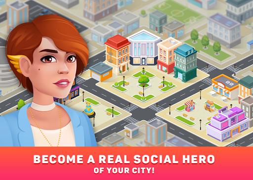 Social Hero: Make your own hero!  {cheat hack gameplay apk mod resources generator} 3