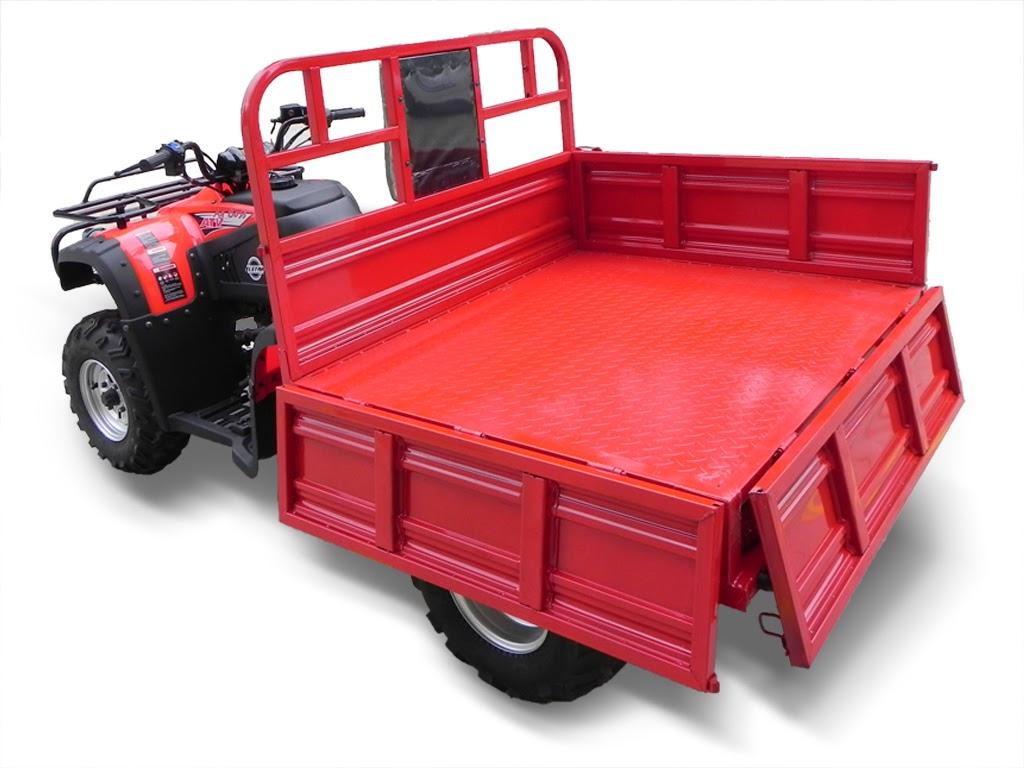 250cc Farm Cargo ATV Ute Crossover Utility Vehicle