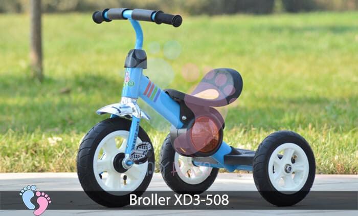 Xe đạp ba bánh cho bé Broller XD3-508 1