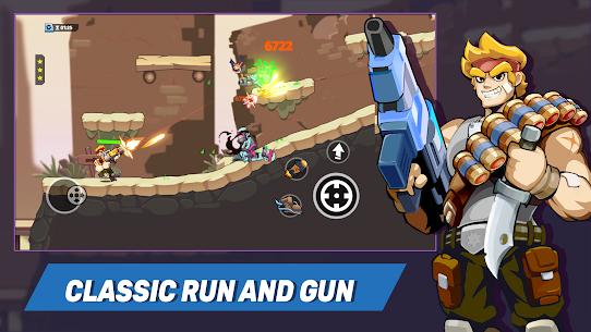 Cyber Dead Premium: Modern Run and Gun game 4