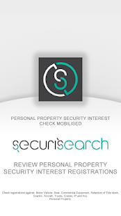 SecuriSearch- screenshot thumbnail