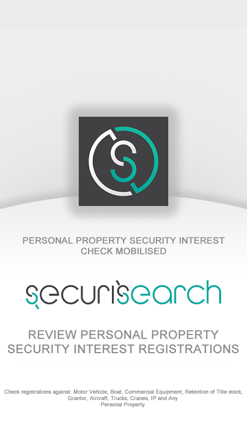SecuriSearch- screenshot