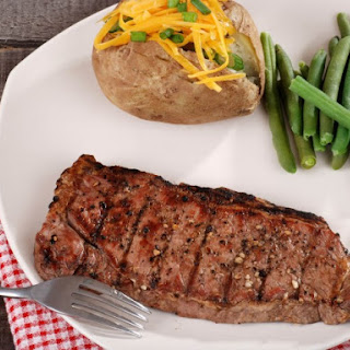 Copycat Steak And Ale's Bourbon Street Steak.