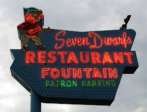Photo: Another from the West Chicago trip - Classic old sign
