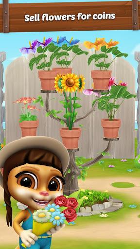 Emma the Cat Gardener: My Virtual Pet 2.1 screenshots 3